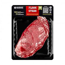 Говядина ангус KazBeef flank steak халяль 1 кг